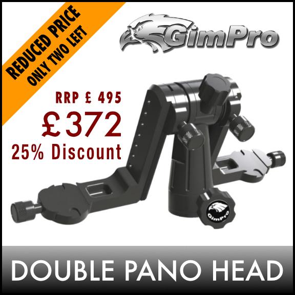 GimPro Double PanoHead