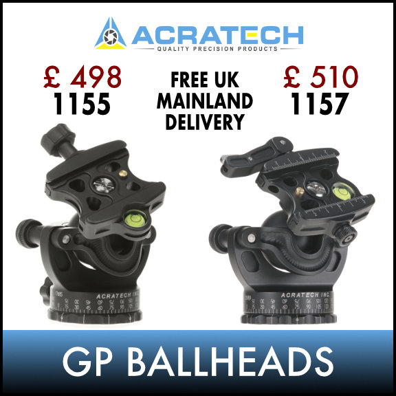 GP Ballheads Image