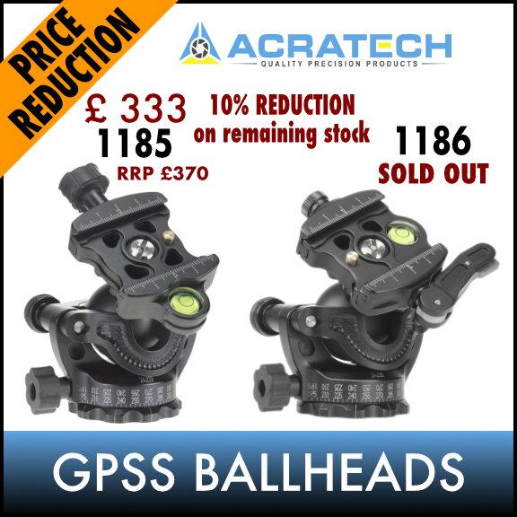 GPss Ballhead Image
