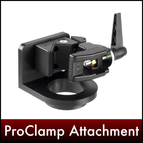 Rigby ProClamp Monopod Attachment Image