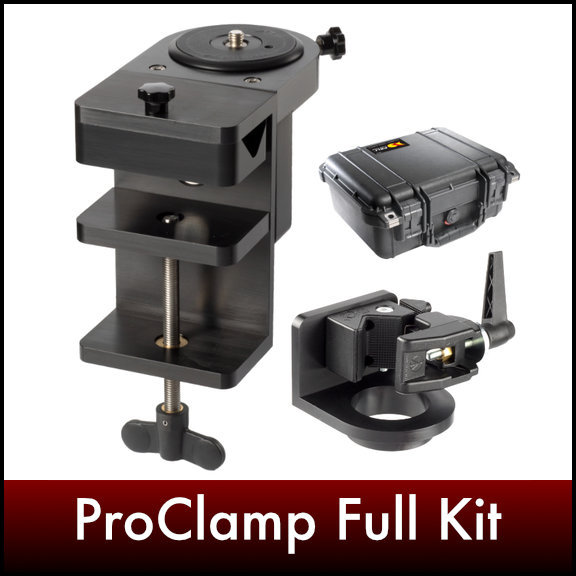 Rigby ProClamp Full Kit Image