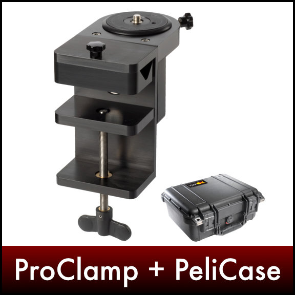 Rigby ProClamp Peli 1400 case Image