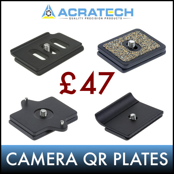 Camera Quick Release Plates Image