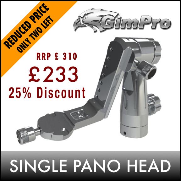 GimPro Single PanoHead